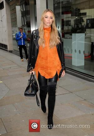 Lauren Pope - Lauren Pope arrives at The Soho Sanctum - London, United Kingdom - Tuesday 10th November 2015
