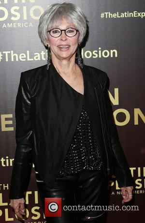 RITA MORENO - New York Premiere of the HBO Documentary 'The Latin Explosion: A New America' - Arrivals - New...