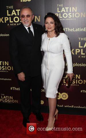 EMILIO ESTEFAN , GLORIA ESTEFAN - New York Premiere of the HBO Documentary 'The Latin Explosion: A New America' -...