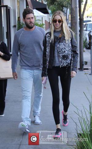 whitney port , and husband - Newly wed Whitney Port out and about with new husband, Tim Rosenman at beverly...