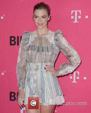 Jaime King - T-Mobile Uncarrier X launch at The Shrine Auditorium - Arrivals at The Shrine Auditorium - Los Angeles...
