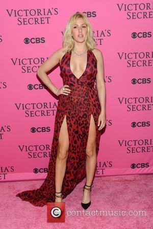 Ellie Goulding - The pink carpet arrivals at the 2015 Victoria's Secret Fashion Show at Victoria's Secret - New York,...