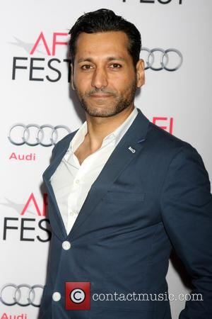 Cas Anvar - AFI Fest 2015 - Concussion Premiere at TCL Chinese Theater - Los Angeles, California, United States -...