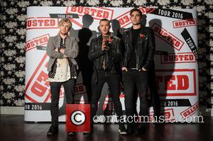 Busted, James Bourne, Ki Fitzgerald , Matt Willis - Busted announce their reunion and new tour at the Soho Hotel...
