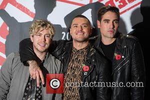 James Bourne, Matt Willis , Charlie Simpson - Busted announce their reunion and new tour at the Soho Hotel -...
