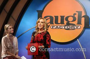 Bonnie Somerville , Deborah Alessi - Face Forward Hosts Comics Without Borders at The Laugh Factory at The Laugh Factory...