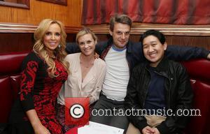 Deborah Alessi, Bonnie Somerville, Nick J Lee and Guest