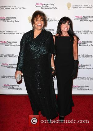 Debbie Allen , Carol Goldsmith - American Friends Of The Israel Philharmonic Orchestra Duet Gala at Wallis Annenberg Center for...