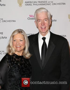 Gray Davis and Sharon Ryer Davis