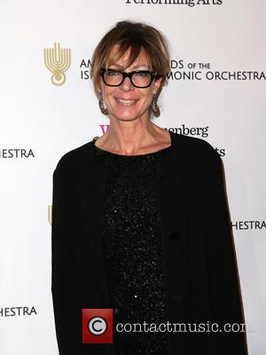 Allison Janney Returns To The White House