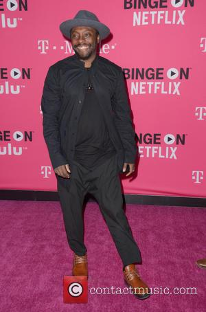 will.i.am - T-Mobile Uncarrier X launch at The Shrine Auditorium - Arrivals at The Shrine Auditorium - Los Angeles -...