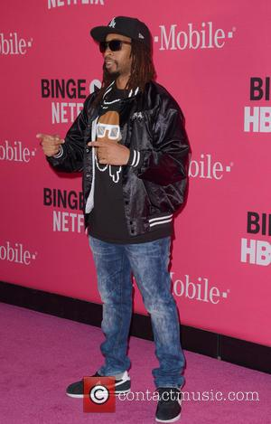 Lil Jon - T-Mobile Uncarrier X launch at The Shrine Auditorium - Arrivals at The Shrine Auditorium - Los Angeles...