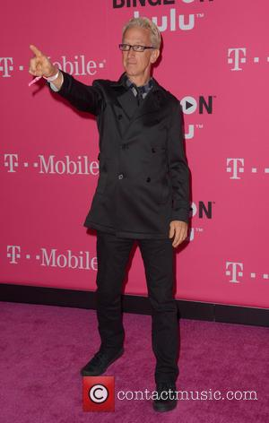 Andy Dick - T-Mobile Uncarrier X launch at The Shrine Auditorium - Arrivals at The Shrine Auditorium - Los Angeles...