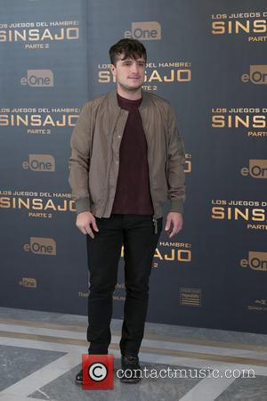Josh Hutcherson - 'The Hunger Games: Mockingjay - Part 2' photocall in Madrid - Madrid, Spain - Tuesday 10th November...