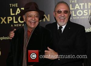 Cheech Marin and Emilio Estefan
