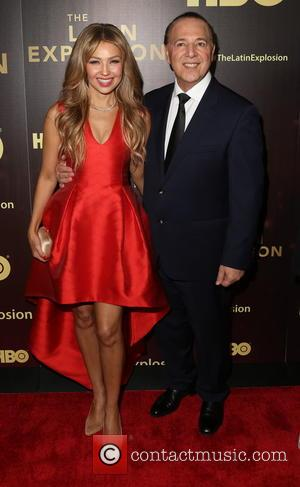 ThalÍa and Tommy Mottola