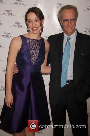 Caroline Barry and Christopher Lambert