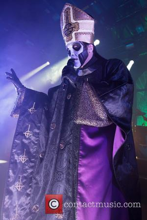Ghost and Papa Emeritus Ii