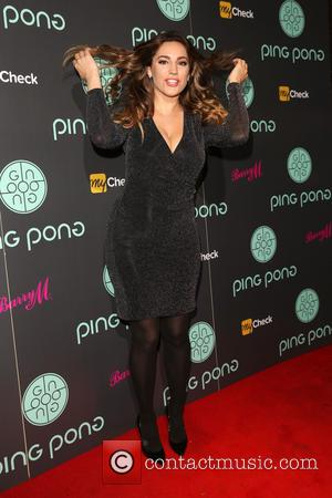 Kelly Brook - Ping Pong restaurant launch and Christmas party held at Westfield - Arrivals - London, United Kingdom -...