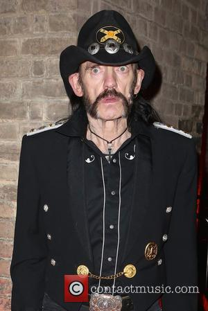 Lemmy - Red Carpet arrivals at The Classic Rock Roll Of Honour Awards 2015 at Roundhouse, Camden - London, United...