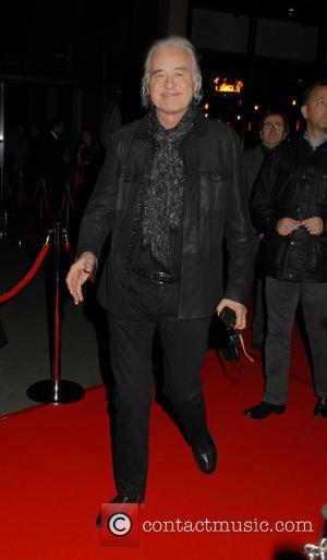 Jimmy Page - The Classic Rock Roll Of Honour Awards 2015 at Roundhouse - Arrivals - London, United Kingdom -...