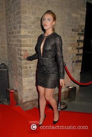 Camilla Kerslake - The Classic Rock Roll Of Honour Awards 2015 at Roundhouse - Arrivals - London, United Kingdom -...