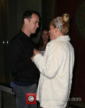 Colin Hanks , Busy Phillips - Premiere of Mister Lister Film's 'Consumed' at the Laemmle Music Hall - Arrivals at...