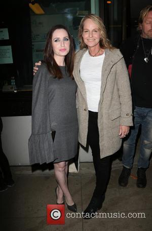 Zoe Lister-jones and Helen Hunt