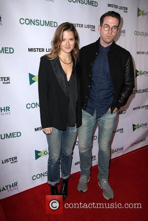 Grace Gummer and Boyfriend