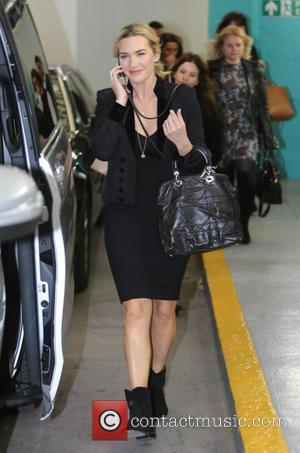 Kate Winslet - Kate Winslet outside ITV Studios - London, United Kingdom - Wednesday 11th November 2015