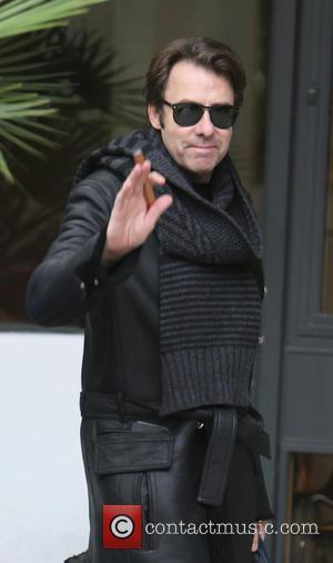 Jonathan Ross - Jonathan Ross outside ITV Studios - London, United Kingdom - Wednesday 11th November 2015