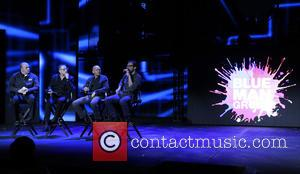 Blue Man Group, Jack Kenn, Phil Stanton, Chris Wink and Jeff Turlik