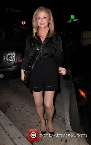 Kathy Hilton - Kathy Hilton arriving at Craig's Restaurant in Beverly Hills - Los Angeles, California, United States - Thursday...