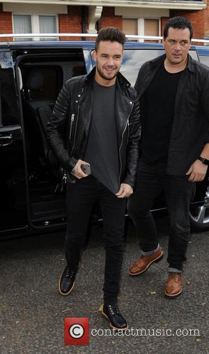 Liam Payne - Liam Payne arrives at Maida Vale Studios - London, United Kingdom - Thursday 12th November 2015