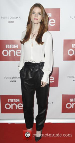 ROSE LESLIE - LUTHER cast photocall held at the picture house cinema london - London, United Kingdom - Thursday 12th...