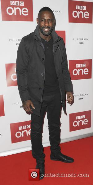 IDRIS ELBA - LUTHER cast photocall held at the picture house cinema london - London, United Kingdom - Thursday 12th...