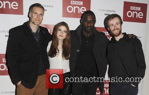 Rose Leslie, Idris Elba, Darren Boyd and John Heffernan