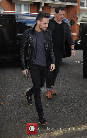Liam Payne - One Direction head to their live lounge at maida vale - London, United Kingdom - Thursday 12th...