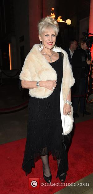 Anita Dobson - Park Theatre Annual Gala Dinner at Stoke Newington Town Hall - Arrivals - London, United Kingdom -...