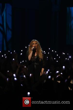 Ella Henderson - MEL B Held at The Armory Foundation - New York, New York, United States - Thursday 12th...