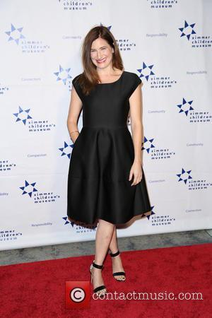 Kathryn Hahn - Zimmer Children's Museum Discovery Award Dinner at The Globe Theatre - Los Angeles, California, United States -...