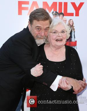 John Goodman and June Squibb