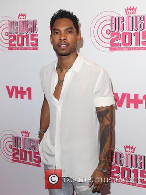 Miguel - 3rd Annual 'VH1 Big Music in 2015: You Oughta Know' hosted by Mel B at The Armory Foundation...
