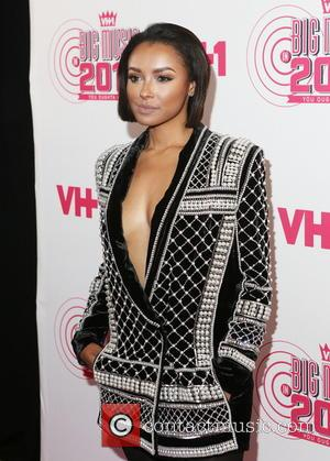 Kat Graham - 3rd Annual 'VH1 Big Music in 2015: You Oughta Know' hosted by Mel B at The Armory...