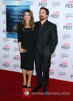 Christian Bale , Sibi Blazic - AFI FEST 2015 Presented By Audi Closing Night Gala Premiere of Paramount Pictures' 'The...