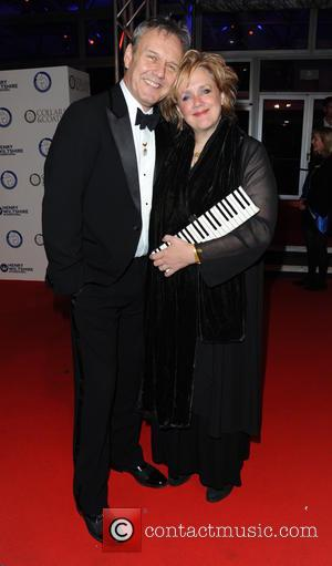 Anthony Head , Sarah Fisher - Battersea Dogs & Cats Home Collar And Coats Ball - Arrivals at Battersea -...