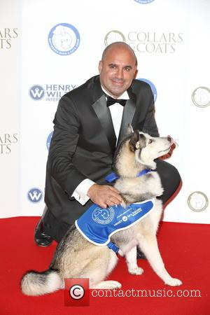 Marc Abraham - Battersea Dogs & Cats Home Collar And Coats Ball - Arrivals - London, United Kingdom - Thursday...