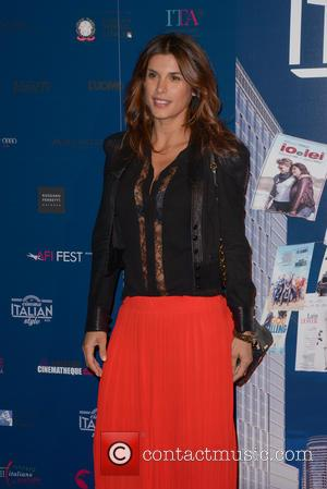 Elisabetta Canalis - 11th Cinema Italian Style opening night screening of 'Don't Be Bad' held at the Egyptian Theater -...