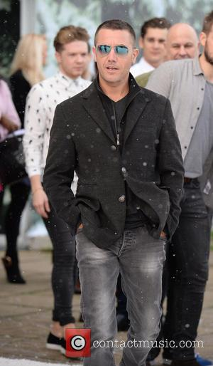 Gino D'Acampo - Gino D'Acampo sports a new hairstyle at The Ideal Home Show Manchester - Manchester, United Kingdom -...