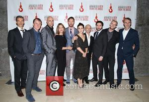 cast , creative team - Opening night party for A View From The Bridge held at Guastavino's restaurant - Arrivals....